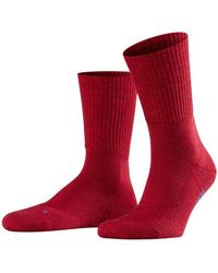 Falke Walkie Light Socks Scarlet - Red