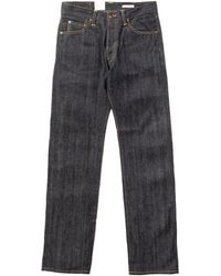 Edwin Nashville Red Selvage Blue Unwashed 14oz