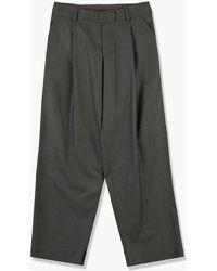 Kolor 21wcm-p12111b Pants B-green
