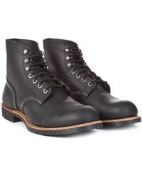 Red Wing - 8114d Iron Ranger Black Harness - Lyst