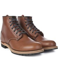 Red Wing - 9013d Beckman Chestnut Featherstone - Lyst