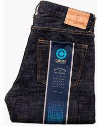 Japan Blue Jeans J366 Circle Straight Monster Selvedge 16.5oz - Blue