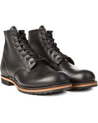 Red Wing 9014d Beckman Black Featherstone