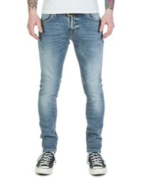 Nudie Jeans - Nudie Jeans Tight Terry Subtle Beat - Lyst