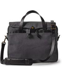 Filson Original Briefcase Cinder - Gray