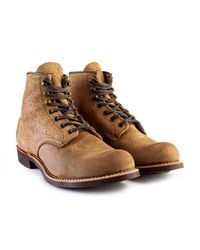 Red Wing 3344d Blacksmith Hawthorne Muleskinner - Brown