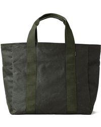 Filson Grab 'n' Go Field Tote Bag Spruce - Green