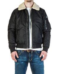 Schott Nyc - Pilote Jacket Black - Lyst