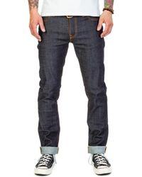Nudie Jeans - Nudie Jeans Thin Finn Dry Twill 11oz - Lyst