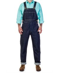 Levi's - X Poggy Overall Rinse - Lyst