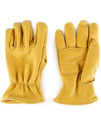 Red Wing - Gloves Yellow - Lyst