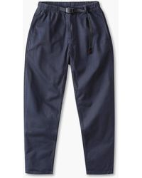 Gramicci Trousers Double Navy - Blue