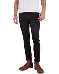 Nudie Jeans - Nudie Jeans Long John Black Black 11oz - Lyst