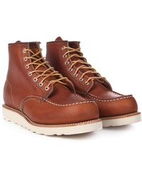 Red Wing - 875d Moc Toe Oro-legacy - Lyst