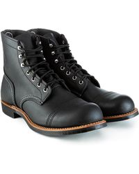 Red Wing - 8084d Iron Ranger Black Harness - Lyst