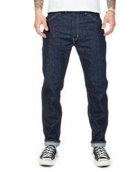 Levi's - X Poggy Mc Queen Jeans Rinse - Lyst