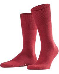 Falke - Airport Socks Ruby - Lyst