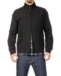 Baracuta - X Engineered Garments G4 Harrington Jacket Black - Lyst