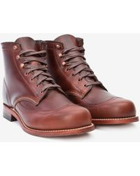 Wolverine - 1000 Mile Boot Addison Boot Brown - Lyst