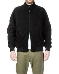 Baracuta - X Engineered Garments G9 Teddy Jacket - Lyst