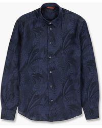 Barena Coppi Shirt Navy - Blue