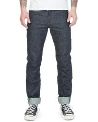 Naked & Famous - Super Skinny Guy Vulgar Selvedge 12.5oz - Lyst