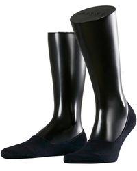 Falke - Step Invisible Socks Dark Navy - Lyst