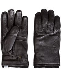 Norse Projects X Hestra Utsjo Glove - Black