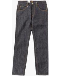 Lee Jeans 101 S Jeans Original Blue Dry Selvedge 13.75oz