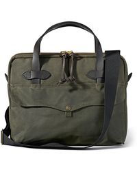 Filson - Tablet Briefcase Otter Green - Lyst