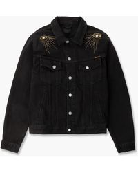 Nudie Jeans - Bobby Heaven And Hell Black - Lyst