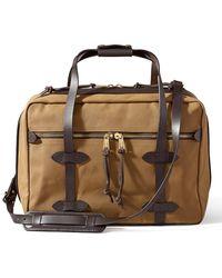 Filson - Pullman Bag Small Tan - Lyst