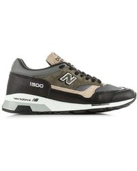 huge discount 8771a a737d New Balance Suede 580 Nb Grey in Metallic for Men - Lyst