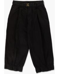 Kolor 21scm-p20111d Pants D-black