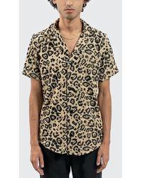 Oas Leo Terry Shirt - Black