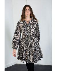 Carolina K Ck Viola Dress - Black