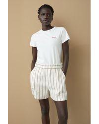 Closed Laila Shorts - White