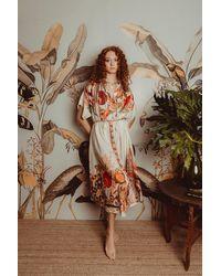 Carolina K Valerie Dress - Multicolor