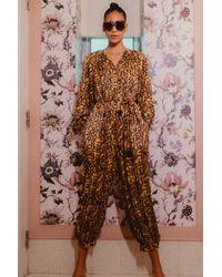 Carolina K Florence Jumpsuit - Multicolor