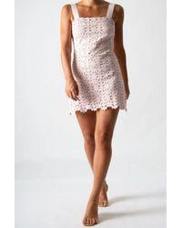 Miguelina Kira Dress - Pink