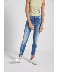 Current/Elliott The Original Stiletto Jean - Blue