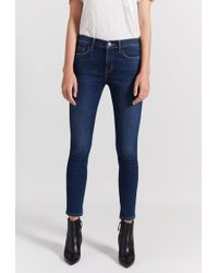 Current/Elliott The Stiletto Jean - Blue