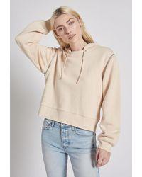 Current/Elliott The Golden State Sweatshirt - Natural