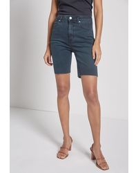 Current/Elliott The Truby Virens Short - Blue