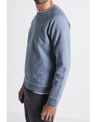 Current/Elliott - Long Sleeve Sweatshirt - Lyst