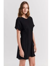 Current/Elliott - The Pintucked Dress - Lyst
