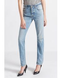 Current/Elliott - The Stovepipe Jean - Lyst