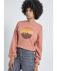 Current/Elliott The Heritage Sweatshirt - Multicolour