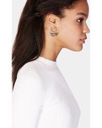 Cushnie et Ochs - Callao Baby Loop Earrings - Lyst