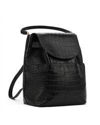 Cuyana Leather Backpack - Black